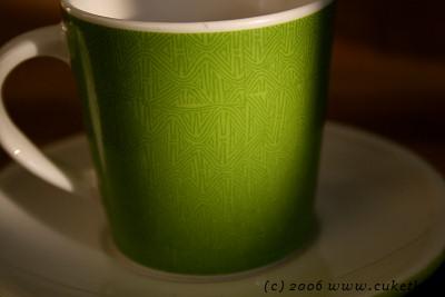Další barevný lapač prachu z keramiky | Cuketka