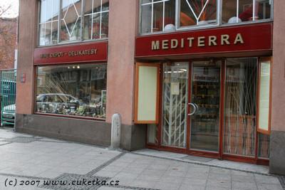 d06a3f584b4 Prodejnu Mediterra najdete přímo v centru